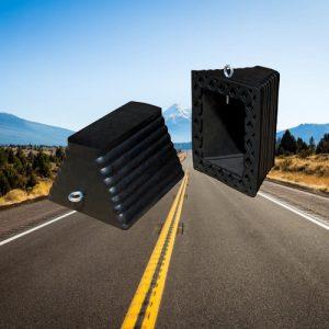 Cục chặn bánh xe ô tô chịu tải lớn