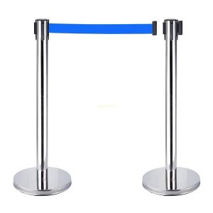 Rào chắn inox dây xanh 3m giá rẻ