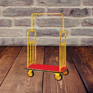 Sản phẩm giúp cho công việc vận chuyển hành lý trở nên đơn giản hơn